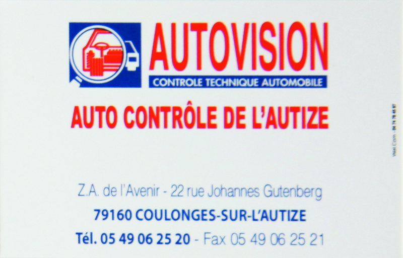 Auto contrôle de l'Autize