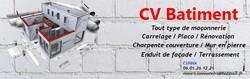 CV Batiment