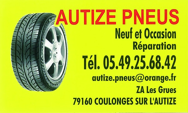 Autize pneus